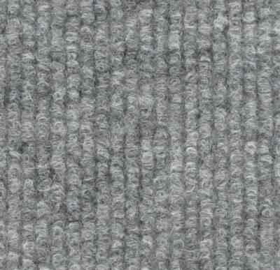 Moquette aiguilletée bouclée - Ardoise