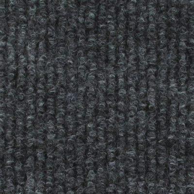 Moquette aiguilletée bouclée - Graphite