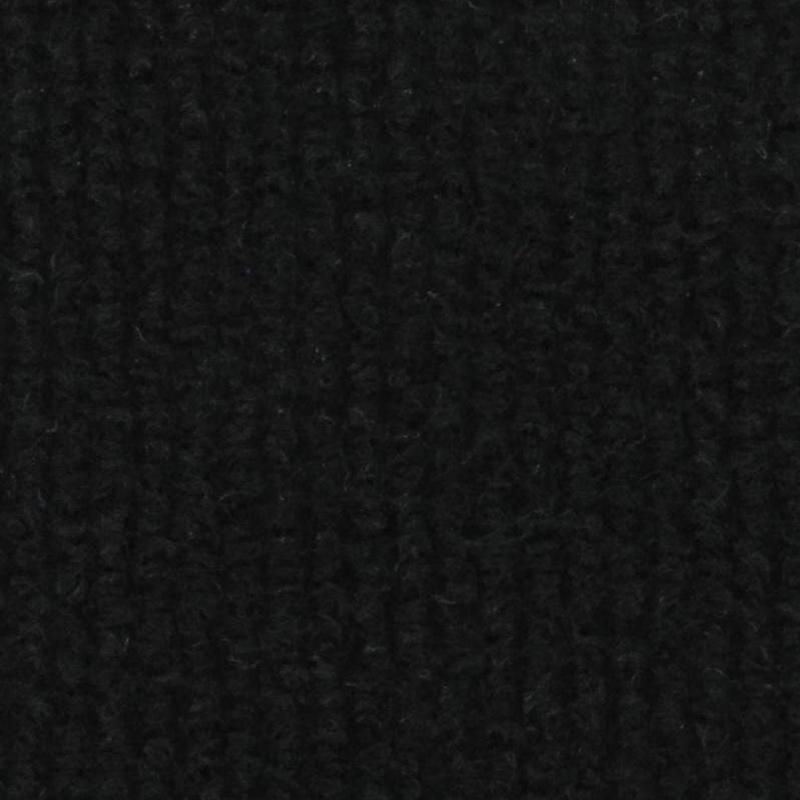 Moquette aiguilletée bouclée - Noir