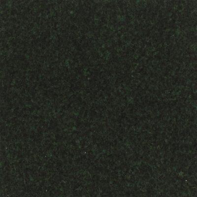 Moquette aiguilletée velours Vert Forêt
