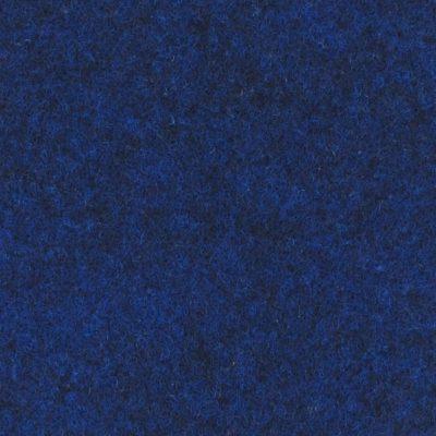 Moquette aiguilletée plate - Bleu nuit