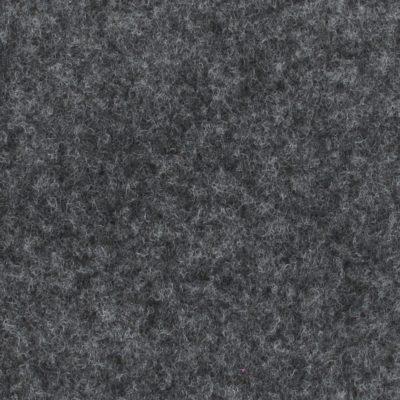 Moquette aiguilletée plate - Anthracite