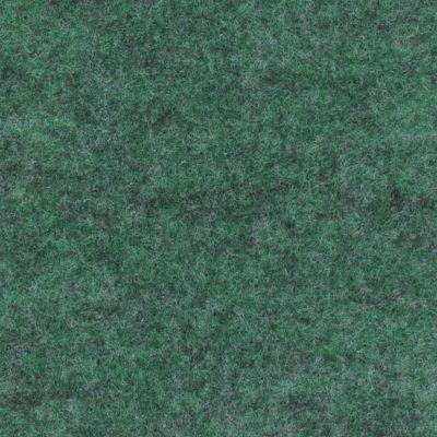 Moquette aiguilletée plate - Vert olive