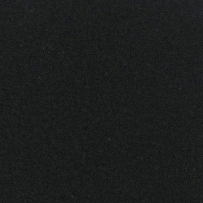 Moquette aiguilletée plate - Noir