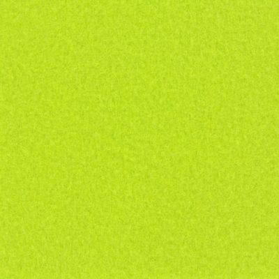 Moquette aiguilletée plate - Citronelle