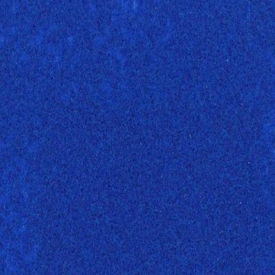 Moquette aiguilletée plate - Bleu roi